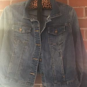 Faded Glory 16/1X Jean jacket